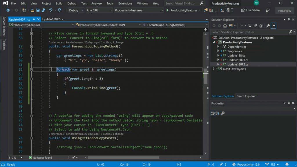 آنچه باید درباه نرم افزارMicrosoft Visual Studioبدانیم