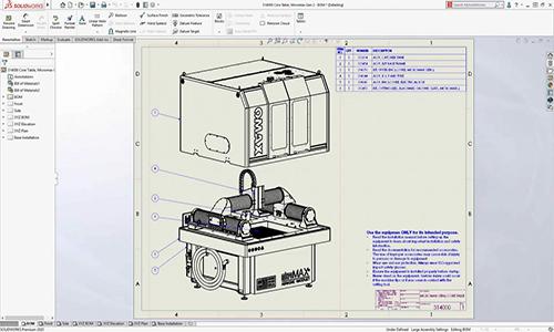 ویژگی های اضافه شده به نرم افزار SolidWorks 2020