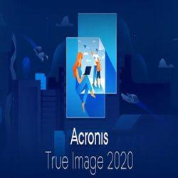 آموزش جدیدترین ویرایش نرم افزار Acronis True Image 2020