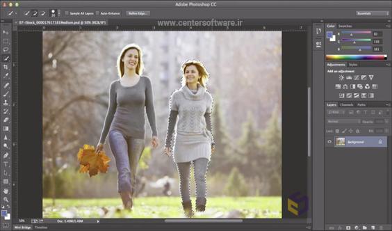 آموزش گام به گام photoshop cc 2020