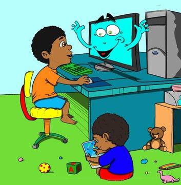 دورهآموزش کامپیوتر برای کوچولوها