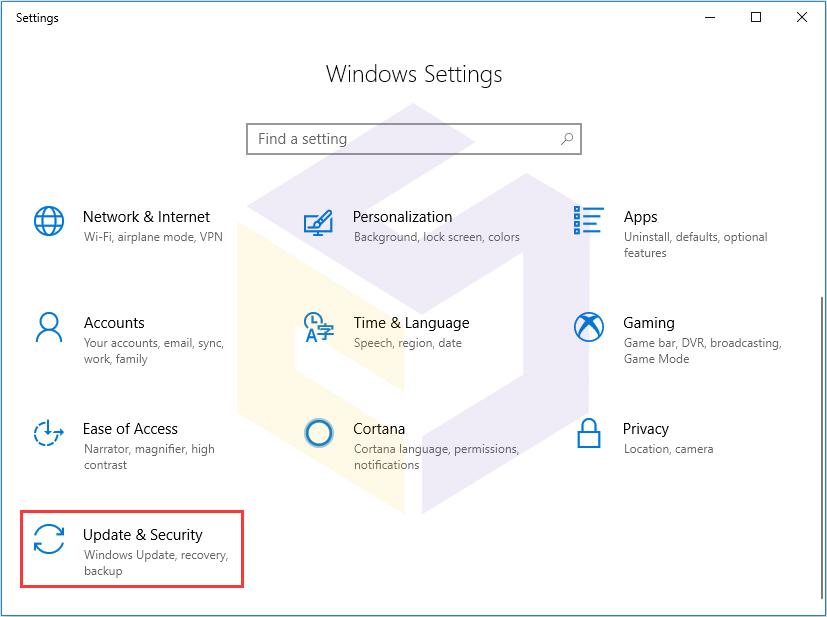 نحوه دسترسی به UEFI در ویندوز 10