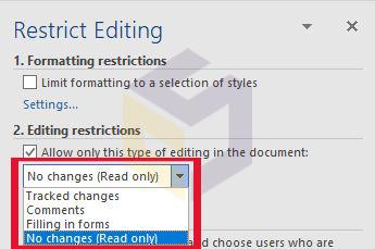 چگونه فایل ورد را غیر قابل کپی کنیم