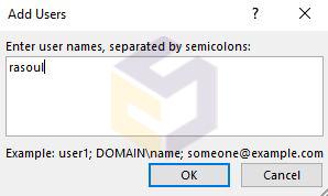 چگونه روی فایل ورد رمز بگذاریم ؟