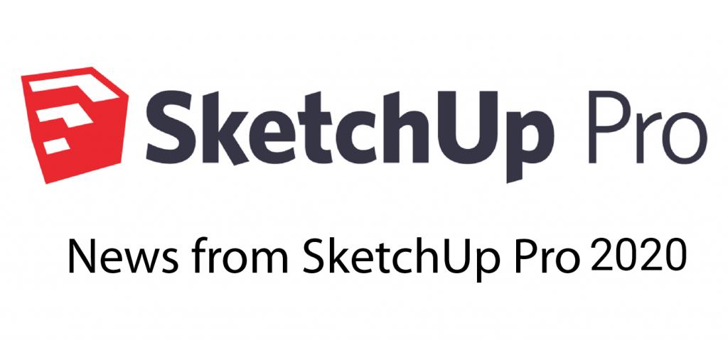 بررسی ویژگی های اضافه شده به نرم افزار اسکچاپ 2020