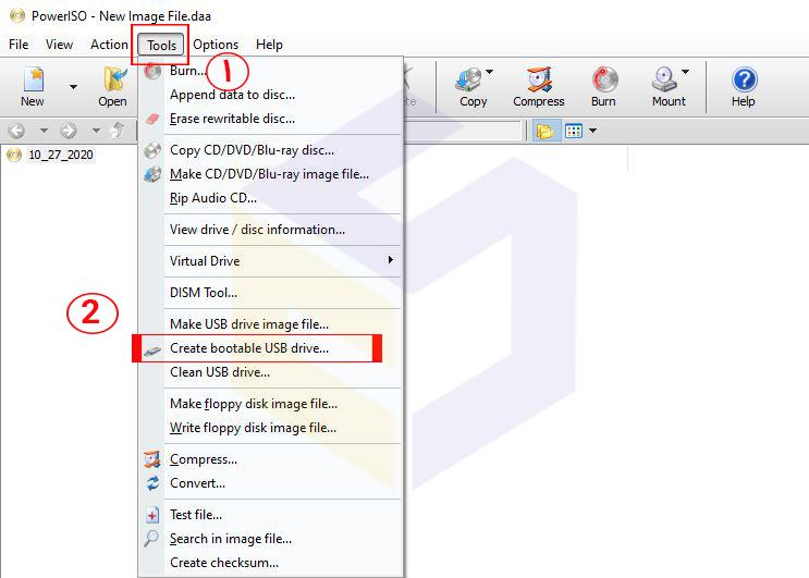 آموزش مراحل بوت کردن فلش برای نصب ویندوز