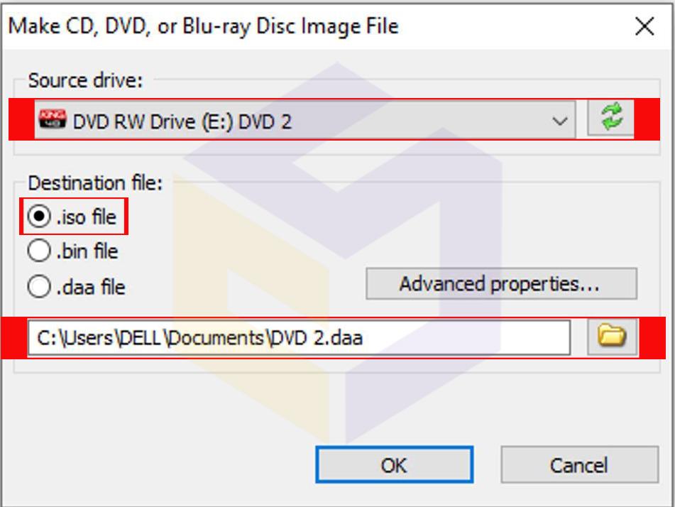 ساخت فایل ISO Image برای بوتیبیل کردن فلش