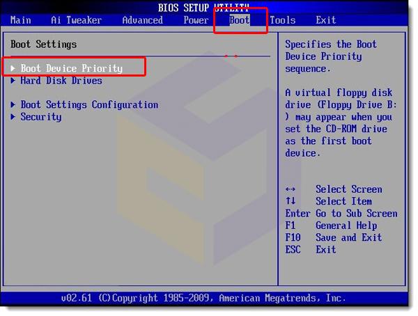 آموزش نصب ویندوز از روی فلش مموری