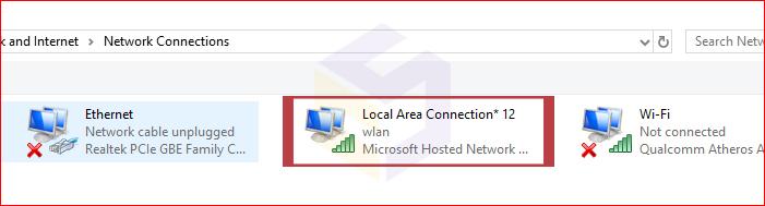 اتصال دو کامپیوتر با اینترنت