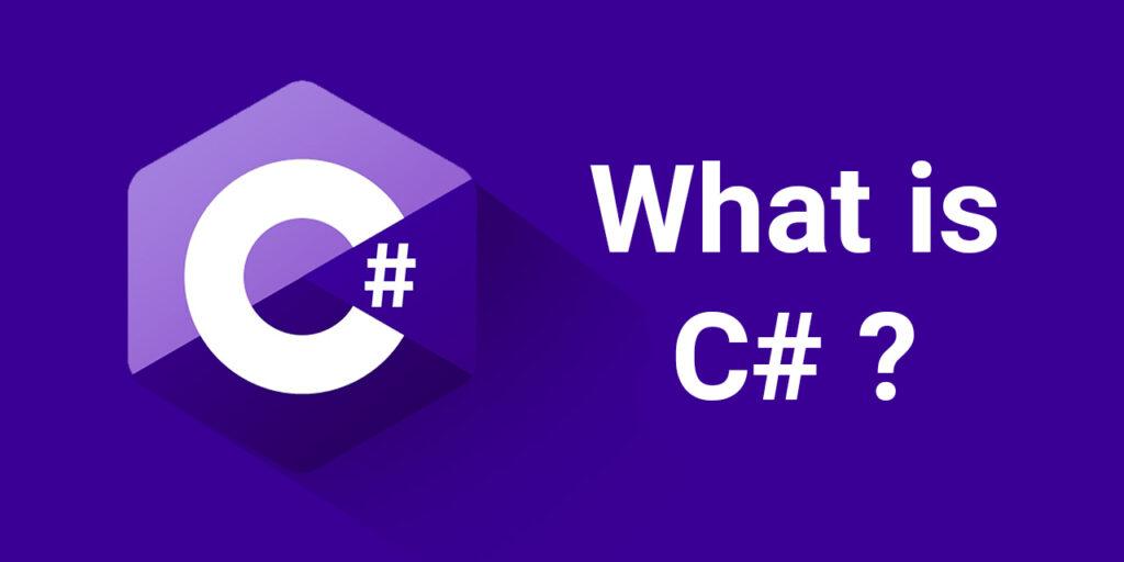 نرم افزار سی شارپ - #C چیست