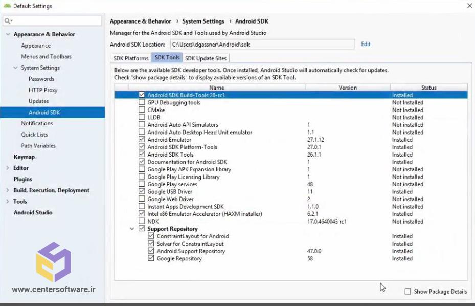 آموزش ویژگی های جدید اندروید P ( نسخه ۹ ) برای توسعه دهندگان
