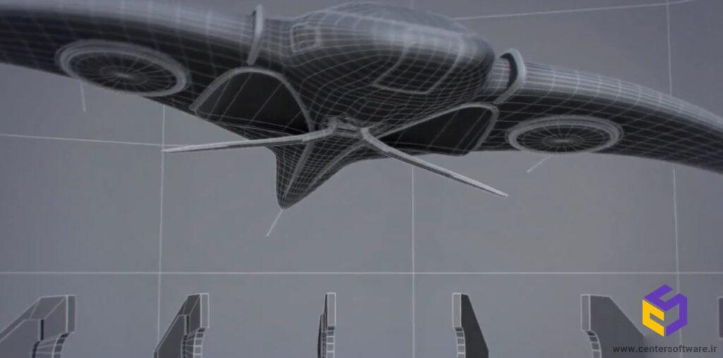 دوره فارسی آموزشمایا و ساخت گام به گام یک سفینه فضایی
