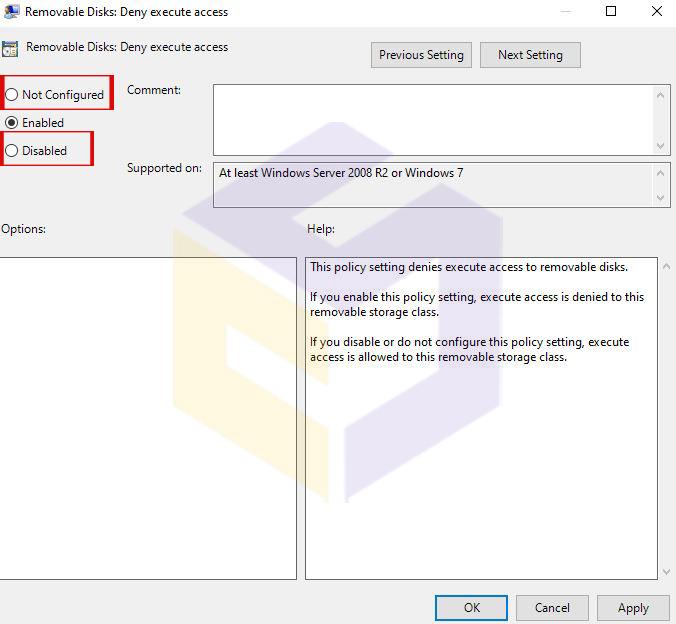 فعالسازی درایو USB در ویندوز 10