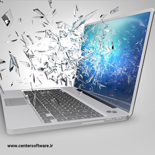 نحوه تعویض LCD لپ تاپ در شیراز